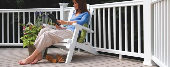 Aberdeenshire Decking - Relax outside on high quality Timber Decking